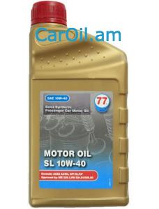 77 Lubricants Motor Oil 10W-40 1L Կիսասինթետիկ