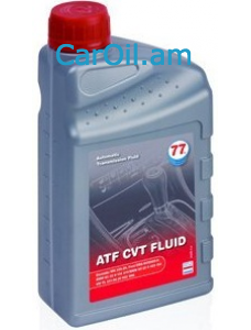 77 Lubricants ATF CVT FLUID 1L