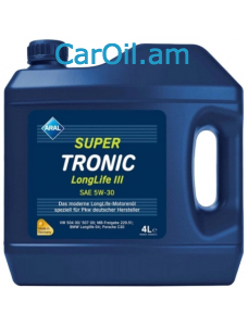 ARAL SuperTronic LongLife III 5W-30 4L Սինթետիկ