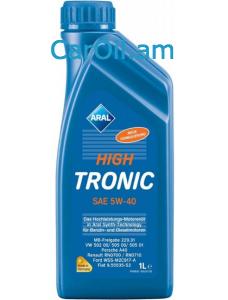 ARAL HighTronic  5W-40 1L Սինթետիկ