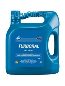 ARAL Turboral 10W-40 4L Կիսասինթետիկ