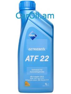 ARAL Getriebeoel ATF 22 1L Կիսասինթետիկ