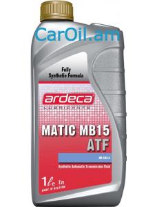 ARDECA MATIC MB 15 1Լ Սինթետիկ