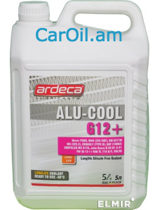 ARDECA ANTIFREEZE CONCENTRAT G12+ 5L Կարմիր