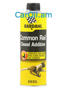 BARDAHL COMMON RAIL DIESEL ADDITIVE 500մլ
