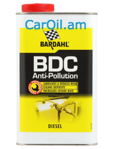 BARDAHL Diesel Treatment (BDC) 1L