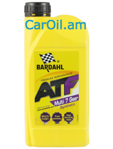 BARDAHL ATF MULTI 7 GEAR 1L