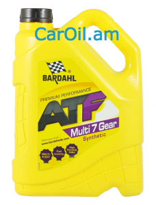 BARDAHL ATF MULTI 7 GEAR 5L