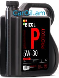 BIZOL Protect 5W-30 4L, սինթետիկ
