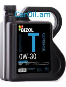 BIZOL Technology 0W-30 4L, Լրիվ սինթետիկ