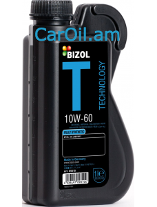 BIZOL Technology 10W-60 1L, Լրիվ սինթետիկ