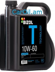 BIZOL Technology 10W-60 4L, Լրիվ սինթետիկ