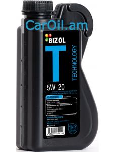 BIZOL Technology 5W-20 1L, Լրիվ սինթետիկ