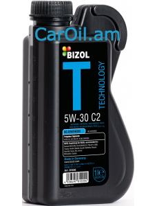 BIZOL Technology 5W-30 C2 1L, Լրիվ սինթետիկ