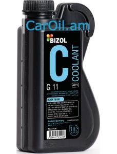BIZOL Antifrreze G11 (-40) 1Լ Կապույտ