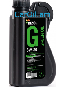 BIZOL Green oil 5W-30 1L, Լրիվ սինթետիկ