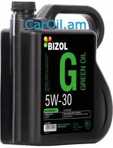 BIZOL Green oil 5W-30 4L, Լրիվ սինթետիկ