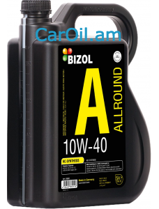 BIZOL Allround 10W-40 5L, Կիսասինթետիկ