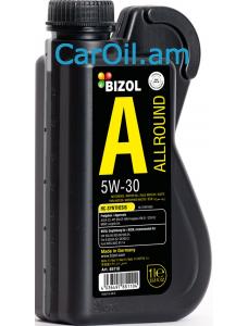 BIZOL Allround 5W-30 1L, Լրիվ սինթետիկ