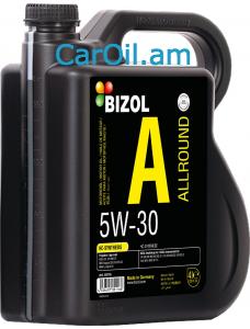 BIZOL Allround 5W-30 4L, Լրիվ սինթետիկ