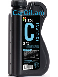 BIZOL Antifrreze G12 Concentrate (-80) 1Լ Կարմիր