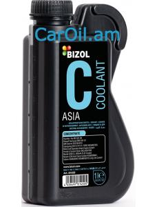 BIZOL Antifrreze G12 Asia (-80) 1Լ Կանաչ