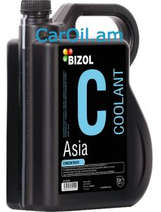 BIZOL Antifrreze G12 Asia (-80) 5Լ Կանաչ