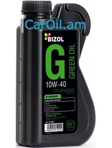 BIZOL Green oil 10W-40 1L, Կիսասինթետիկ