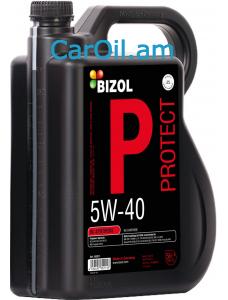 BIZOL Protect 5W-40 5L, սինթետիկ