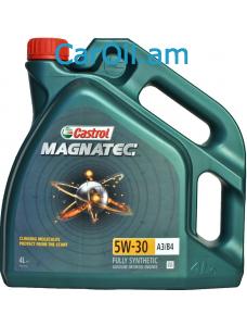 Castrol Magnatec 5W-30 4L Լրիվ սինթետիկ