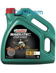 CASTROL MAGNATEC STOP-START 5W-30 C3 4L Լրիվ սինթետիկ