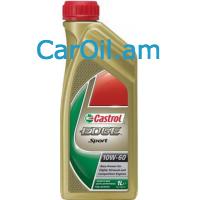 Castrol EDGE 10W-60 SPORT 1L Լրիվ սինթետիկ