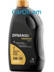 DYNAMAX PREMIUM ULTRA C2 5W-30 1L Լրիվ սինթետիկ