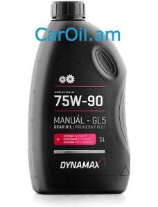 DYNAMAX HYPOL GL5 75W-90 1L