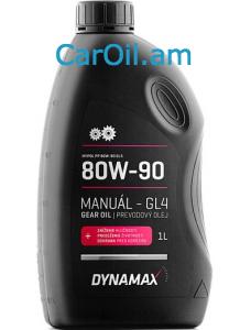 DYNAMAX HYPOL GL4 80W-90 1L