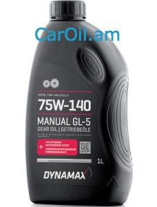 DYNAMAX HYPOL LS GL5 75W-90 1L
