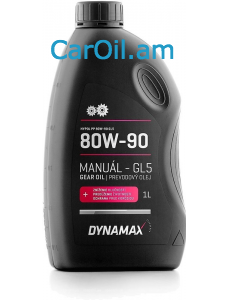DYNAMAX HYPOL GL5 80W-90 1L