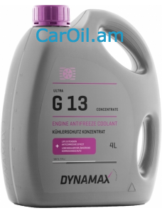 DYNAMAX Cool G13 Ultra 4L Concentrate (-80) Վարդագույն
