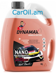 DYNAMAX NANO  SCREEN WASH HOMOLA 4L