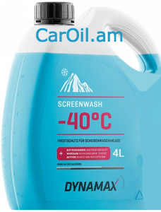 DYNAMAX SCREENWASH -40°C 4L