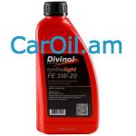 Divinol Syntholight FE 5W-20 1L Սինթետիկ