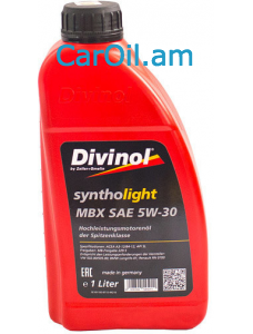 Divinol Syntholight MBX 5W-30 1L Սինթետիկ