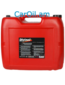 Divinol ATF-C Premium VI 20L Տրանսմիսիոն յուղ