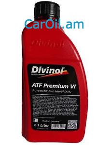 Divinol ATF Premium VI 1L Տրանսմիսիոն յուղ