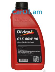 Divinol GL 5 80W-90 1L Տրանսմիսիոն յուղ