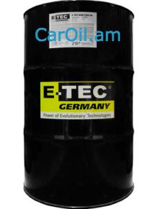 E-TEC 10W-40 200L Կիսասինթետիկ