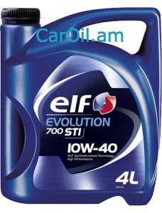 ELF 10W-40 4L Կիսասինթետիկ