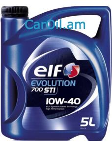 ELF 10W-40 5L Կիսասինթետիկ