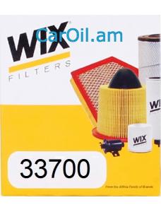 WIX 33700