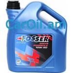 FOSSER Drive Formula 10W-60 4L Կիսասինթետիկ